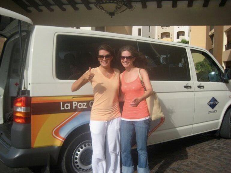 Airport Transfer - Los Cabos