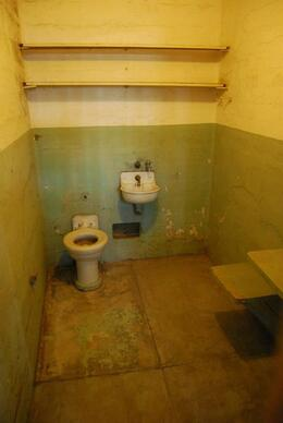 Empty cell, Sam B! - April 2014
