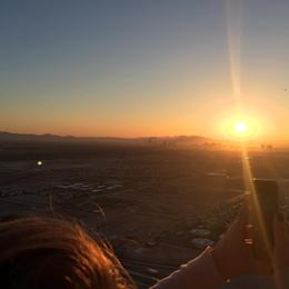 Las Vegas Hot Air Balloon Ride, jendoubler - August 2016