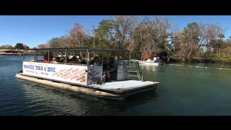 Boat Ride, Florida - Orlando