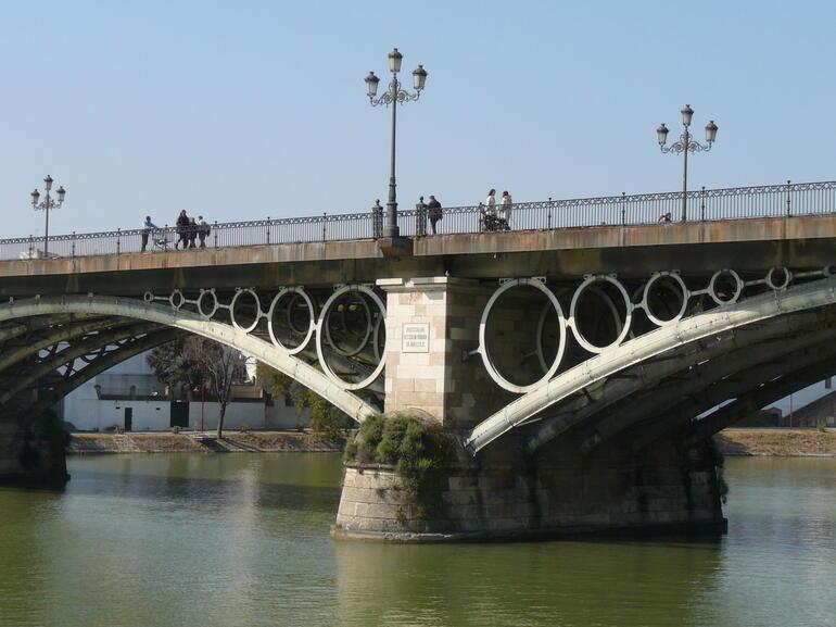 Bridge of Triana - Seville