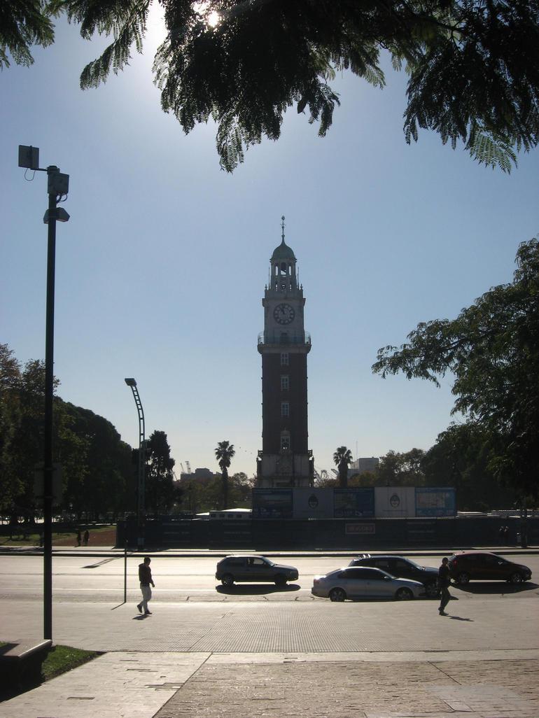 British Clock Tower - Buenos Aires