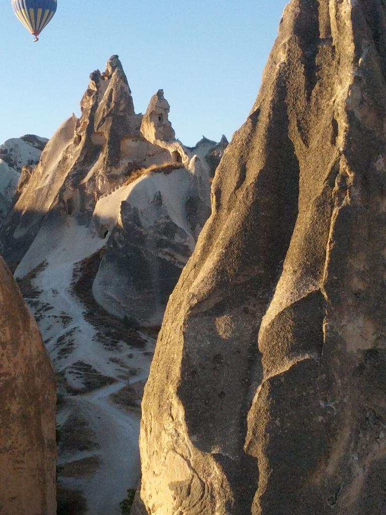 Cappadocia and Hot Air Balloons - Cappadocia