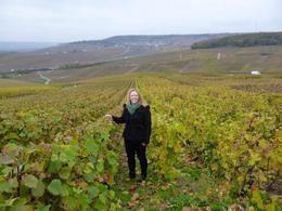 In the fields , Emily H - November 2012