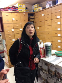 Linda describes different Chinese medicines and remedies. , G Wayne M - April 2015