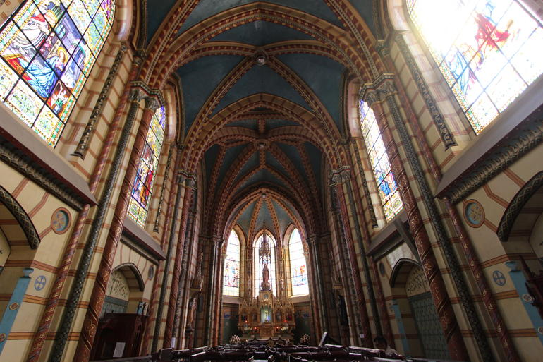 Church - Quito