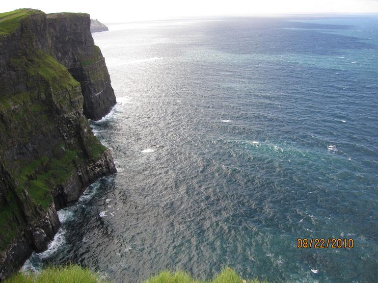 Cliffs of Moher August 2010 - Dublin