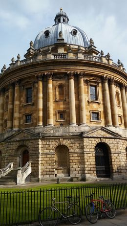That is one of the colleges at Oxford , Patrick A - May 2016