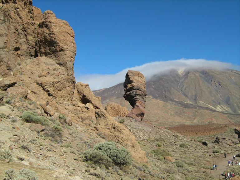 Rock formations - Canary Islands