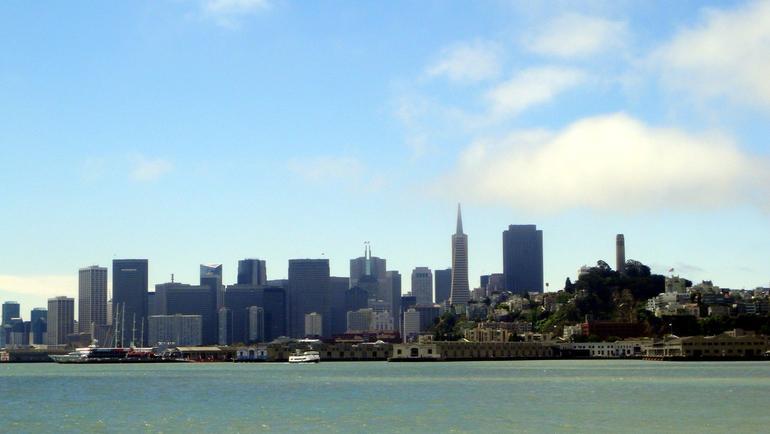 San Francisco desde la Bahía - San Francisco