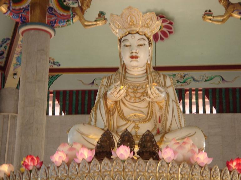 Shiva temple - Singapore