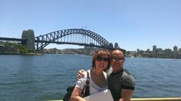 Unobstructed view on the Sydney Opera House Guided Walking Tour , phamdinhnguyen - December 2013