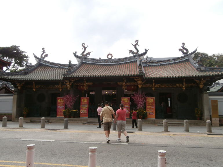 Temple - Singapore