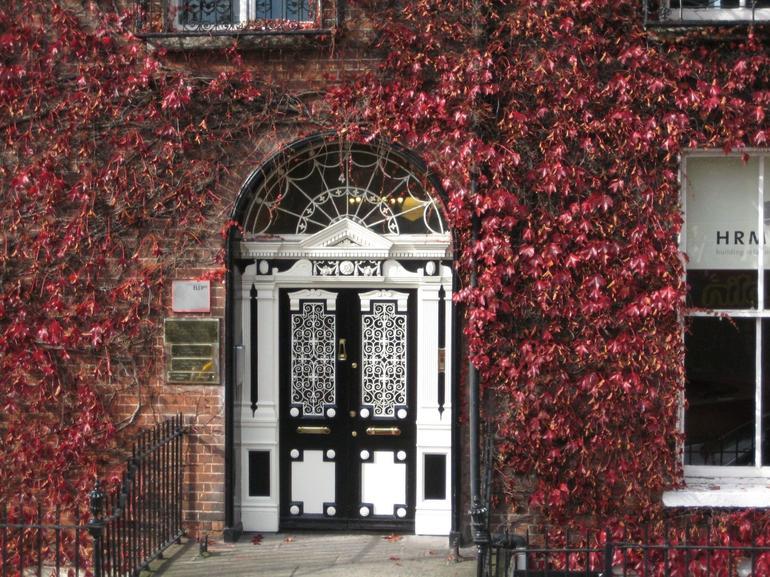 The Most Famous Door in Dublin - Dublin