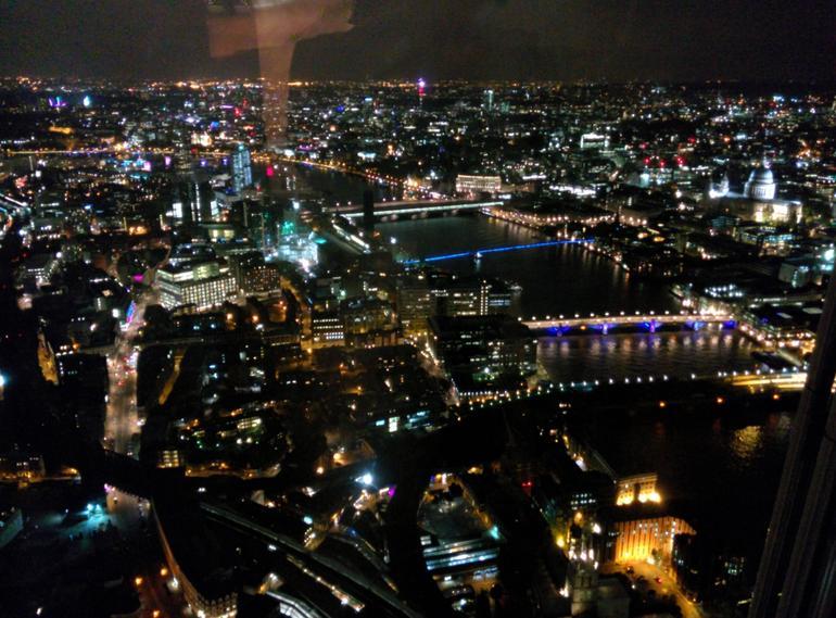 #TheShardView - London