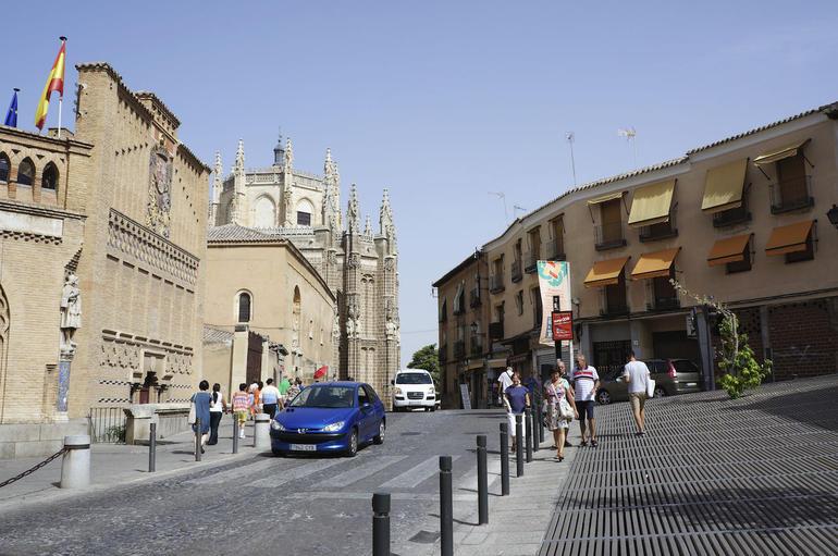 Toledo, Spain 2012-48 - Madrid