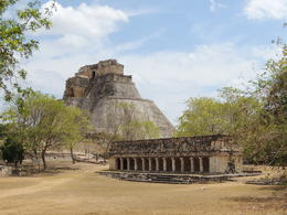The ruins of Uxmal between Campeche and Merida. , Kevin F - May 2013
