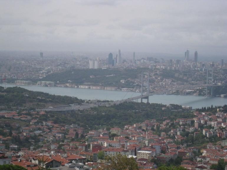 Istanbul Two Continents Half-Day Tour photo 16