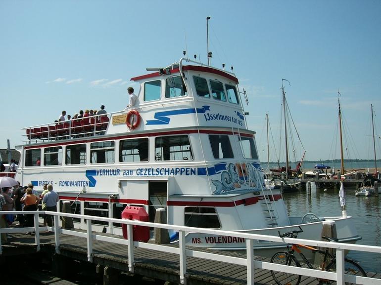 Volendam to Marken Ferry - Amsterdam