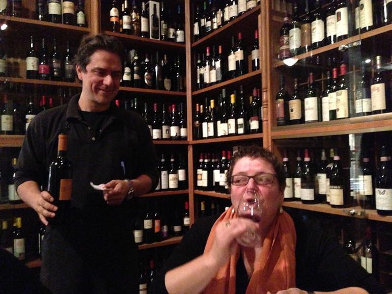 Wine tasting - Rome