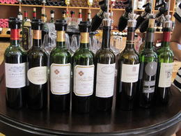 Wines we tasted and shipped back home to the US! , Stephanie L - September 2012