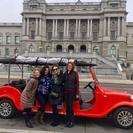 Recorrido en vehículo eléctrico por Capitol Hill y los monumentos de D. C., Washington DC, ESTADOS UNIDOS