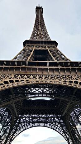 Eiffel Tower , Kathryn B - April 2017