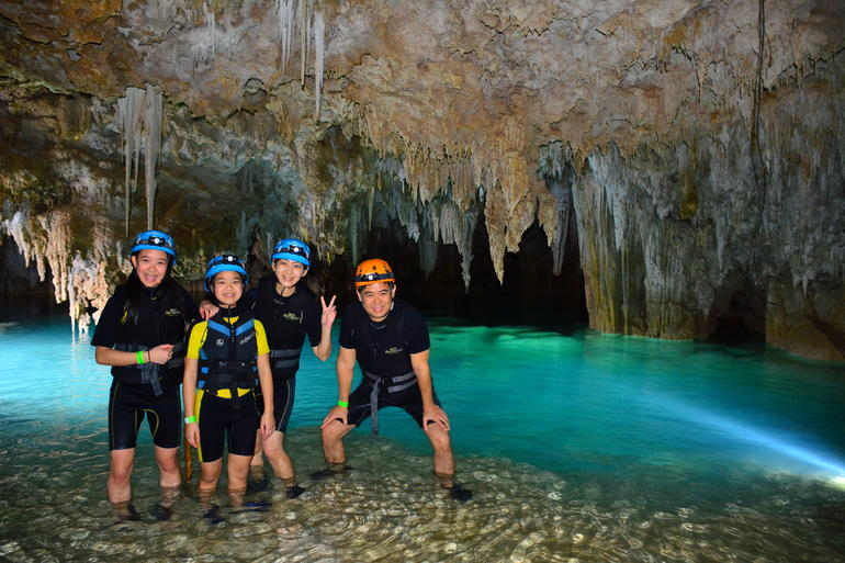 Rio Secreto Underground River Tour with Crystal Caves photo 10