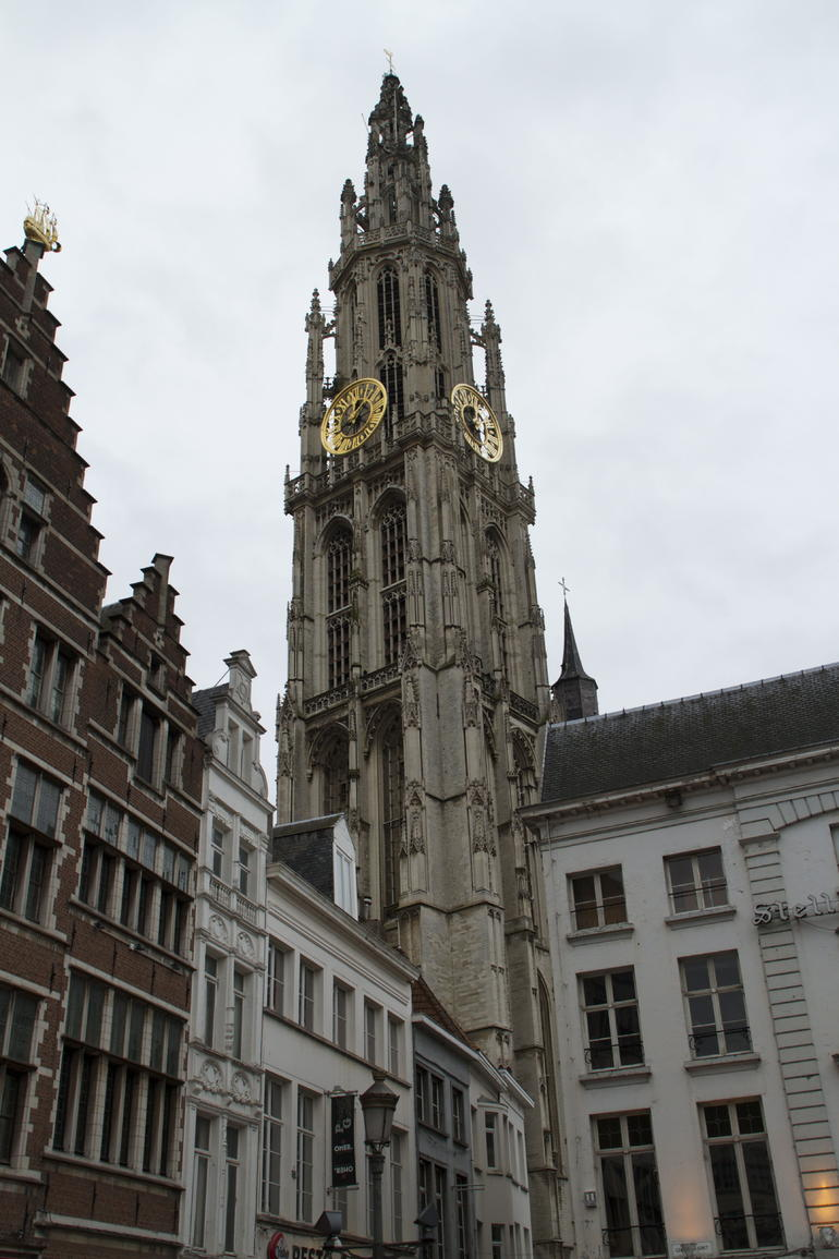 Antwerp Cathedral - Amsterdam