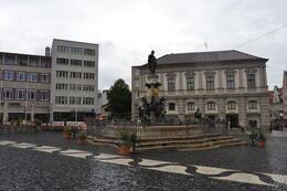Augsburg Central Square , Fabio M - June 2013