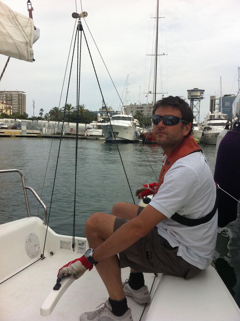 Barcelona Sailing Trip - Barcelona