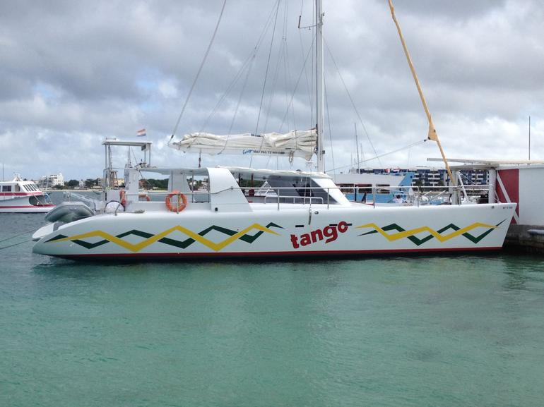 Catamaran Tango - Grand Case