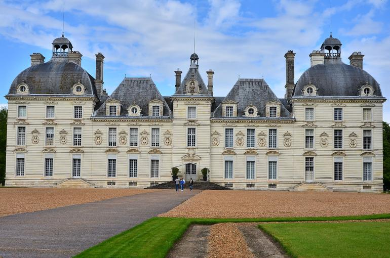 Chateau de Cheverny - Paris