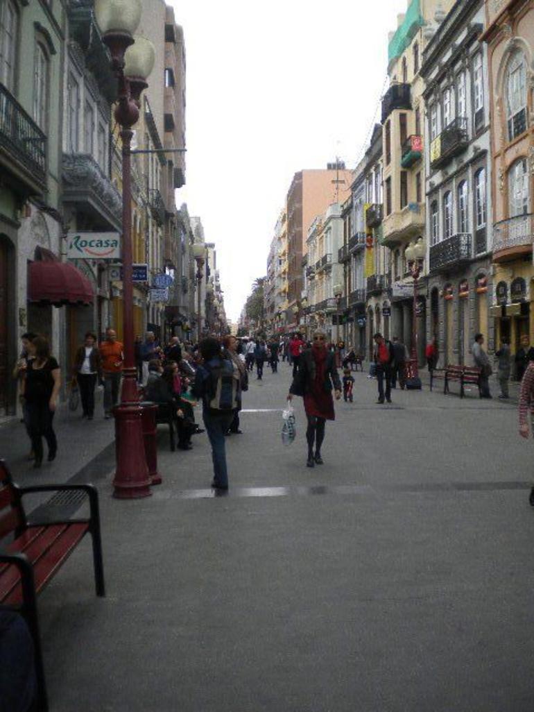 City center - Gran Canaria
