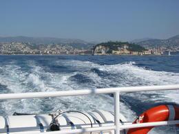 Boat trip Nice to Monaco 9th July 2011 , Paul D - July 2011