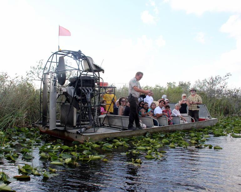 Everglades Airboat Tour - Miami