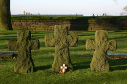 Flanders' WWI battlefields tour - March 2013