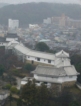 A view of the long building., kellythepea - October 2010