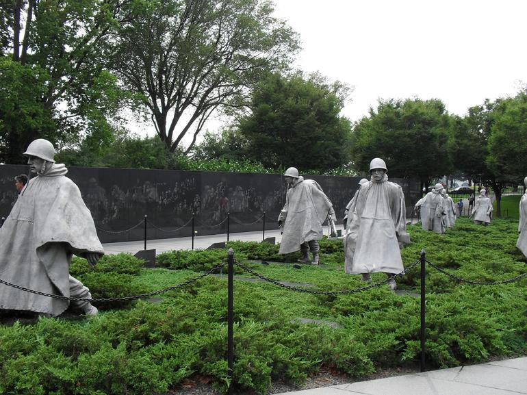 Korean War Veterans Memorial - New York City