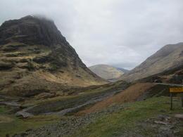 Vy från en kort paus på vägen till Loch ness , Per Olof N - May 2014