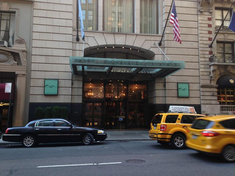 notre limousine - New York City