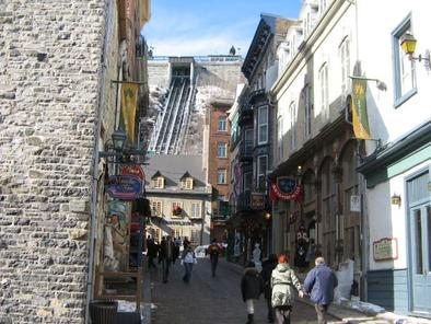 Quebec City Walking Sightseeing a Tour