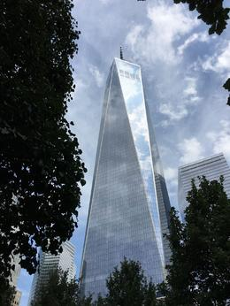 Fun Fact: One World Trade Center is the tallest building in the Western Hemisphere measuring 1,792' to tip. , Michelle G - August 2016