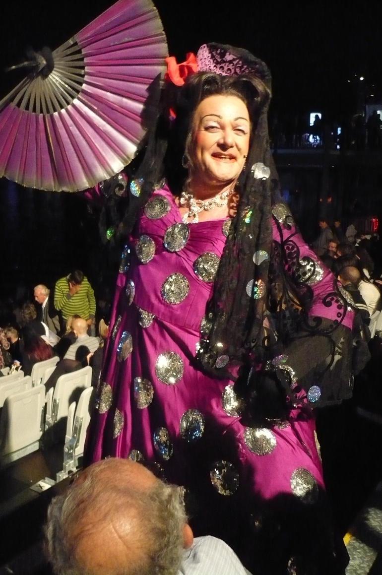 Opera Character - Sydney
