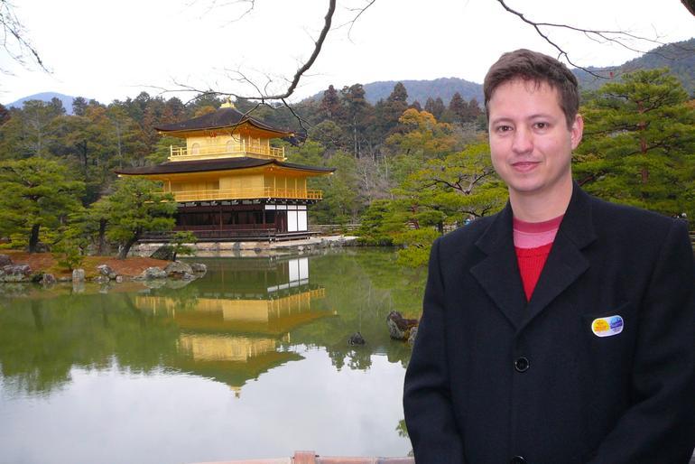 Kinkakuji Temple (Golden Pavilion), Kyoto - Kyoto