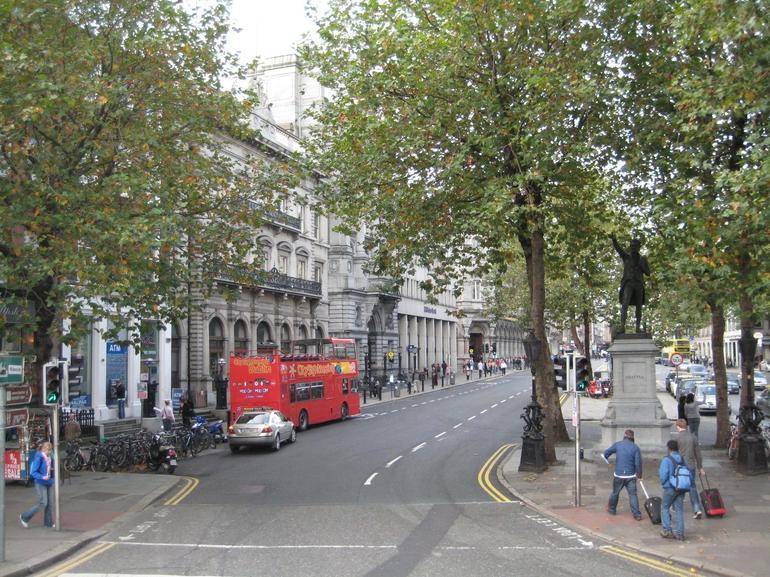 Street of Dublin - Dublin