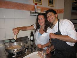Amy and Alessandro - June 2010