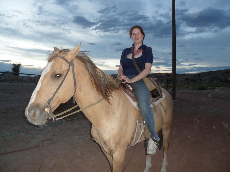 Wild West Sunset Horseback Ride with Dinner - Las Vegas