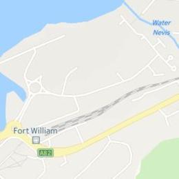 Fort William the home of Ben Nevis , raci88 - November 2016
