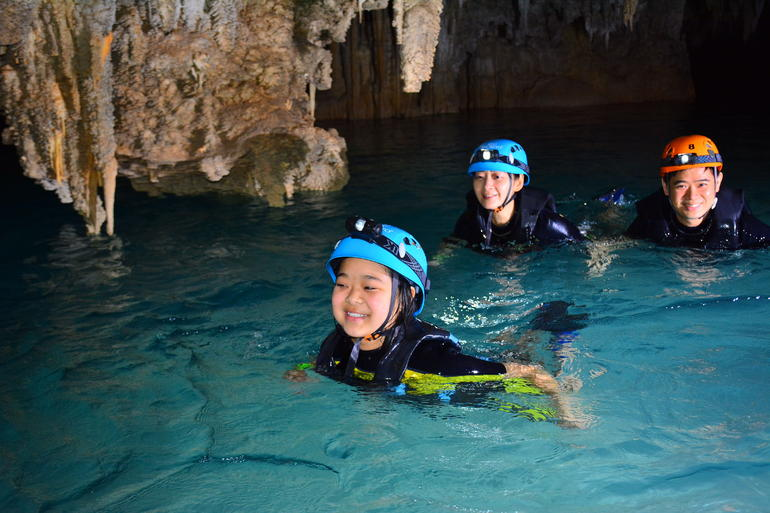 Rio Secreto Underground River Tour with Crystal Caves photo 9
